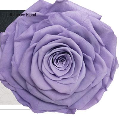 9-10CM Big Size preserved Rose head(1pcs-box)-09